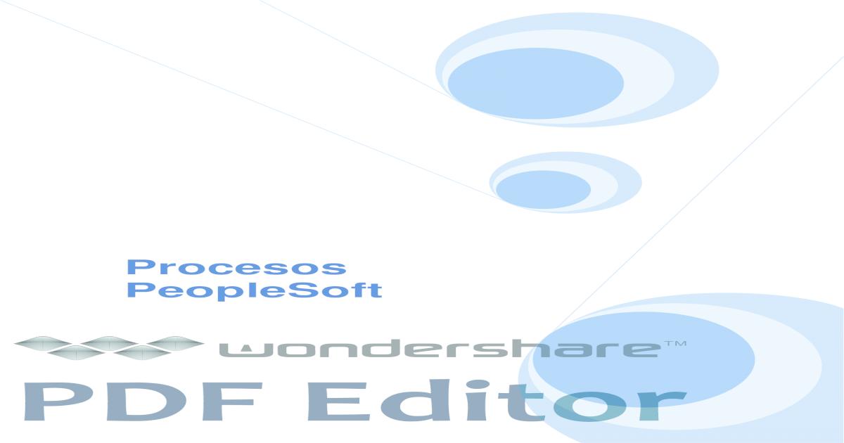 PeopleSoft-PeopleTools-Procesos - [PDF Document]